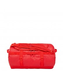 The North Face Base Camp Duffel S Rage Red / Fiery Red Weekendtas afbeelding