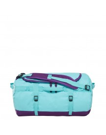 The North Face Base Camp Duffel S Transantarctic Blue / Tillandsia Purple Weekendtas afbeelding