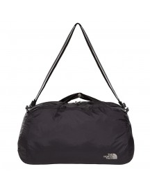 The North Face Flyweight Duffel Tnf Black / Asphalt Grey Weekendtas afbeelding
