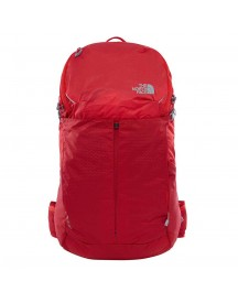 The North Face Litus 32 Rugzak S/m Rage Red / High Risk Red Rugzak afbeelding