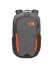 The North Face Vault Backpack Tnf Dark Grey Heather/persian Orange afbeelding