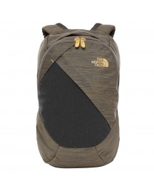 The North Face Womens Electra Backpack Tnf Black Brass Melange afbeelding