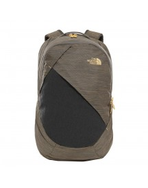The North Face Womens Isabella Backpack Tnf Black Brass Melange afbeelding