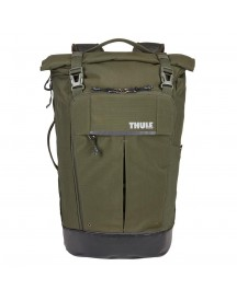 Thule Paramount Laptop Rolltop Backpack 24l Forest Night afbeelding