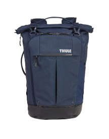 Thule Paramount Laptop Rolltop Backpack 24l The Blackest Blue afbeelding
