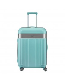 Titan Spotlight Flash 4 Wiel Trolley M Mint Harde Koffer afbeelding