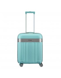 Titan Spotlight Flash 4 Wiel Trolley S Mint Harde Koffer afbeelding