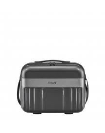 Titan Spotlight Flash Beautycase Antracite Beautycase afbeelding