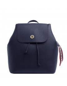 Tommy Hilfiger Women Charming Tommy Backpack Navy / Corp Stripe Rugzak afbeelding