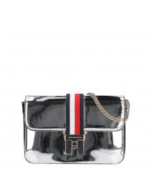 Tommy Hilfiger Women Heritage Mini Crossover Metallic afbeelding