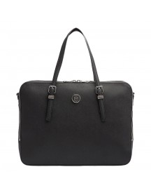 Tommy Hilfiger Women Honey Computer Bag Black afbeelding