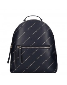 Tommy Hilfiger Women Iconic Tommy Backpack Navy Rugzak afbeelding