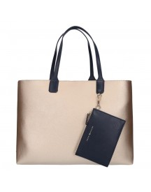 Tommy Hilfiger Women Iconic Tote Navy afbeelding