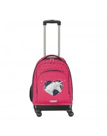 Travelite Mini-trip Travel Set Unicorn Unico afbeelding