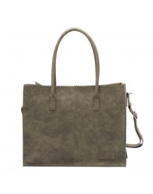 Zebra Trends Natural Bag Lisa Army Green afbeelding