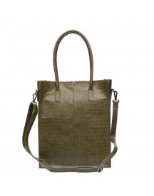 Zebra Trends Natural Bag Lisa Shopper Army Green afbeelding