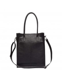 Zebra Trends Natural Bag Lisa Shopper Black afbeelding