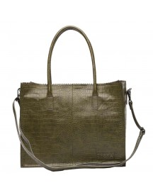 Zebra Trends Natural Bag Rosa Shopper Army Green afbeelding