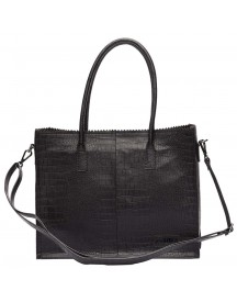 Zebra Trends Natural Bag Rosa Shopper Black afbeelding