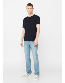 Bob Straight-fit Jeans Met Lichte Wassing afbeelding