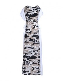 Jc De Castelbajac Long Dress Female afbeelding