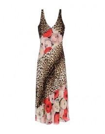 Moschino Cheapandchic Long Dress Female afbeelding