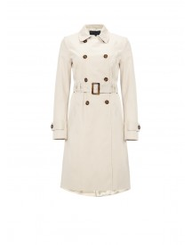 French Connection Klassieke Trenchcoat Double-breasted afbeelding