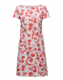 Dress Short Cotton Betty Barclay Dresses afbeelding