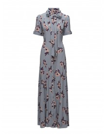 Bowtie Maxi Dress By Ti Mo Dresses afbeelding