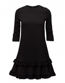 Long Sleeve Dress - Ruffles By Ti Mo Dresses afbeelding