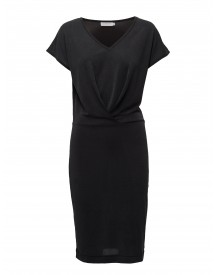Jersey Dress W. Front Pleats Coster Copenhagen Dresses afbeelding