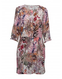 Jungle Print Dress W. Pocket Coster Copenhagen Dresses afbeelding