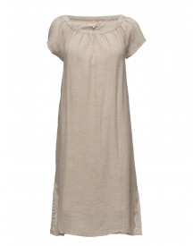 Addy Dress Cream Dresses afbeelding