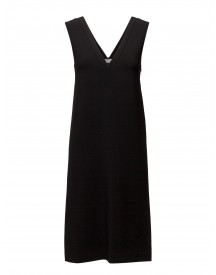 Cutout V-neck Dress Filippa K Dresses afbeelding