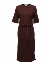 Double Wrap Jersey Dress Filippa K Dresses afbeelding