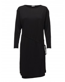 Drawstring Wrap Jersey Dress Filippa K Dresses afbeelding