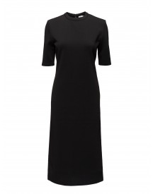 Fitted Mid-sleeve Dress Filippa K Dresses afbeelding