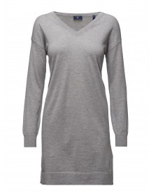 Fine Merino Wool Casual Dress Gant Dresses afbeelding