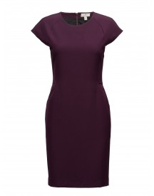 G2. Fitted Stretch Dress Gant Dresses afbeelding