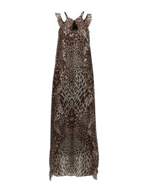 Long Dress Animalier Marciano By Guess Dresses afbeelding