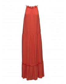 Duma Strap Maxi Dress Second Female Dresses afbeelding
