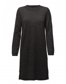 Sfeileen Ls Knit O-neck Dress Noos Selected Femme Dresses afbeelding
