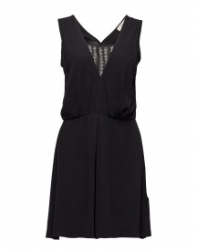 Babara Dress With Lace Detail Stig P Dresses afbeelding