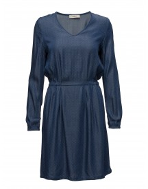 Lou Denim Dress Stig P Dresses afbeelding