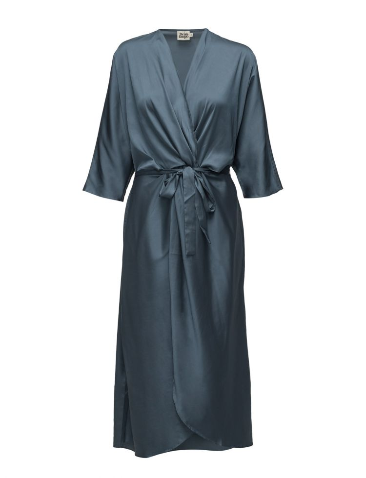 Image Ava Dress Foggy Blue Twist & Tango Dresses