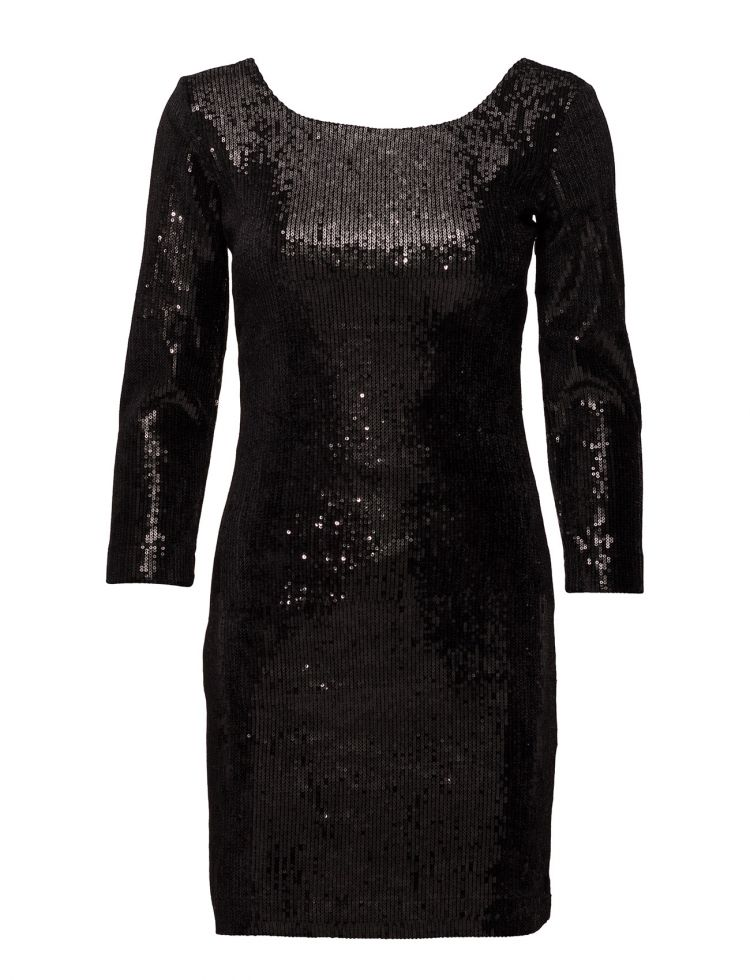 Image Melly Sequin Whyred Dresses
