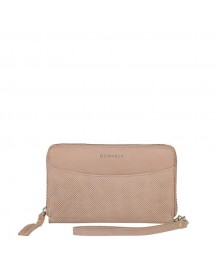 Burkely Lena Padded Wallet Cream afbeelding