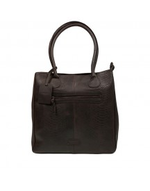 Burkely Melany Shopper Dark Brown afbeelding