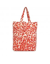 Fab. Canvas Leopard Bag afbeelding