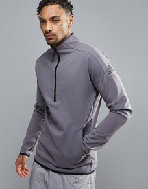 Adidas Zne Track Top In Grey S98687 afbeelding